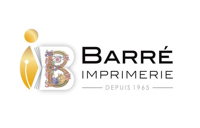logo de l'imprimerie barré